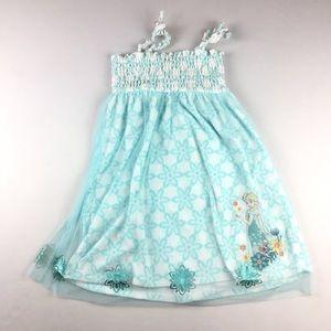 Disney Store Sz 9/10 Swimsuit Cover-up Dress